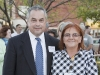 Mayor Peloquin and Dr. Barbara Bellar of MetroSouth