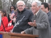 Chatham Bridge Opening Mayor Vargas and Ald Poulos