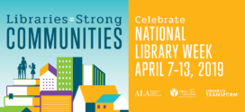 Celebrity Circulation Clerks Sought For National Library Week